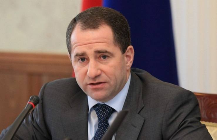 In Minsk, Ambassador of the Russian Federation called