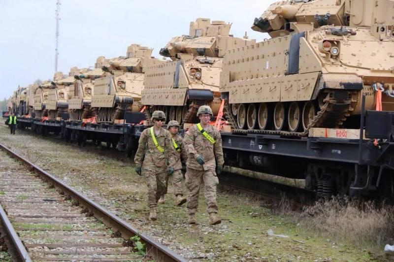 Польские СМИ заявили об отказе США в размещении постоянной военной базы