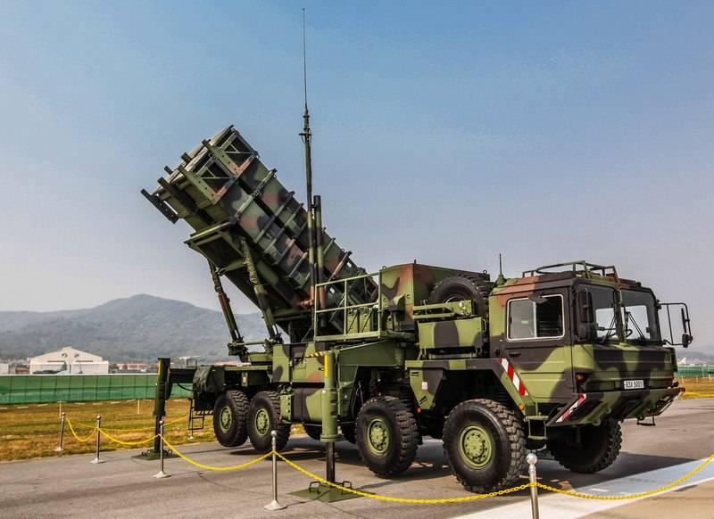 Южнокорейские ВВС случайно запустили ракету ЗРК