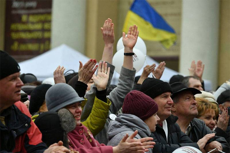 Evening conversation: Six reasons not to recognize the results of elections in Ukraine