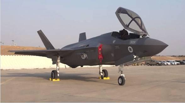 У Израиля возникла проблема с новыми подвесными баками F-35A: нет покрытия стелс