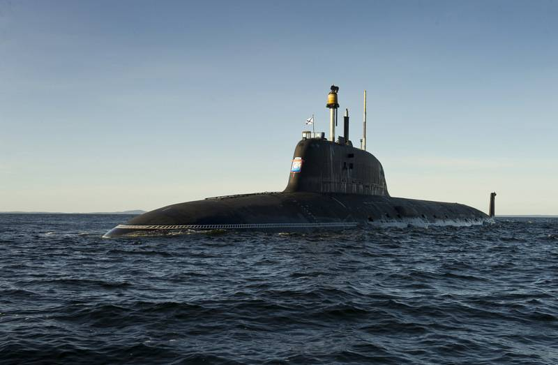 "Hypersonic ""Zircon"" experience on Board the submarine ""Kazan"" in 2020"