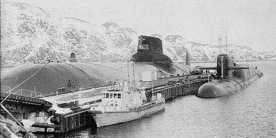 Проект 941 «Акула». Гордость отечественного подводного кораблестроения? Да!