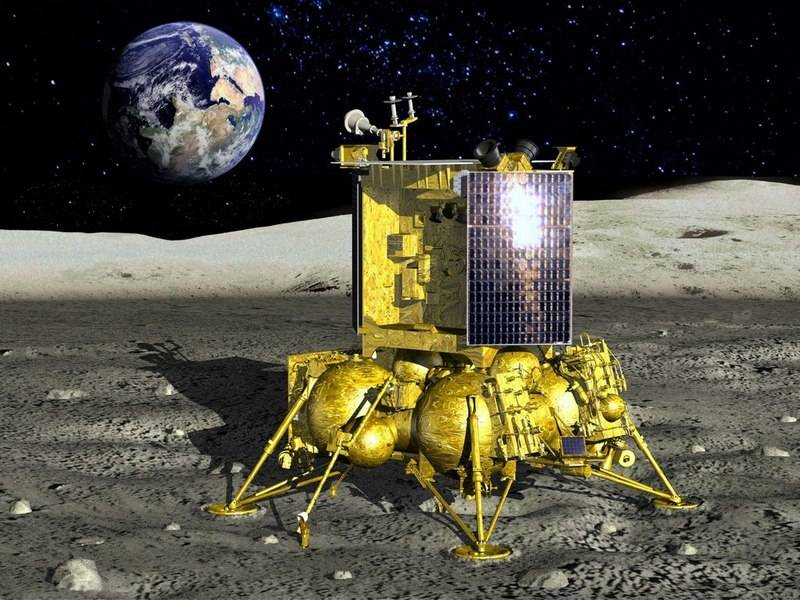 """Russian Federal space Agency has denied the postponement of the """"Moon-25"""""""