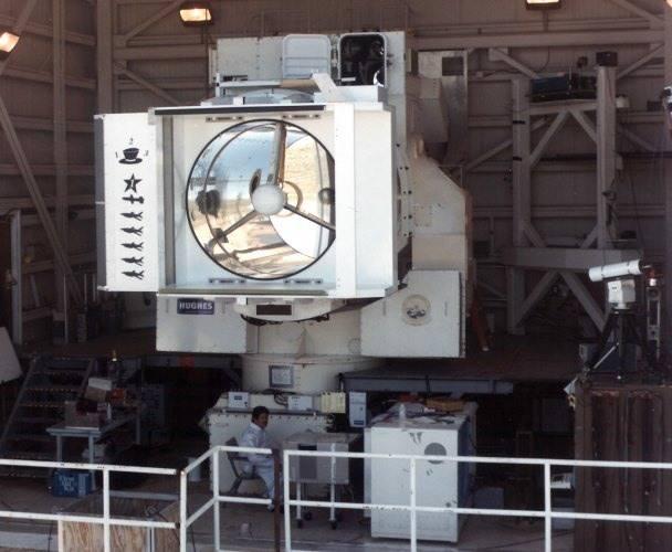 Лазерное оружие: военно-морской флот. Часть 4