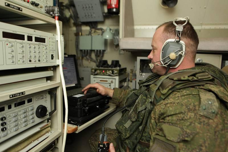 Минобороны получило модернизированные комплексы связи Р-090К