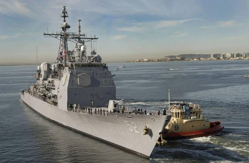 """Советские """"Орланы"""" попали в рейтинг самых опасных боевых кораблей"""