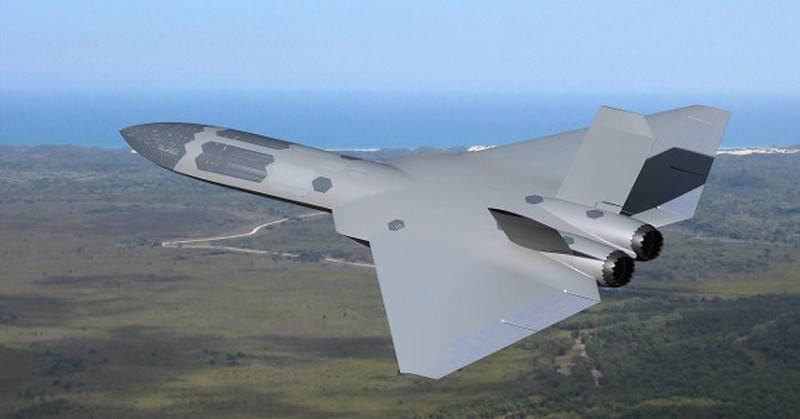 Aux États-Unis, un étudiant a aidé à créer un avion cible de cinquième génération