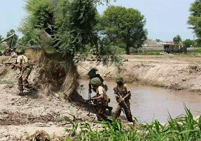 В ходе боя на индо-пакистанской границе погибли не менее 12 военнослужащих