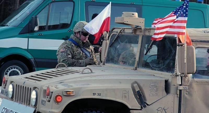 НАТО планирует построить вевропейских странах 5 объектов для хранения американской военной техники