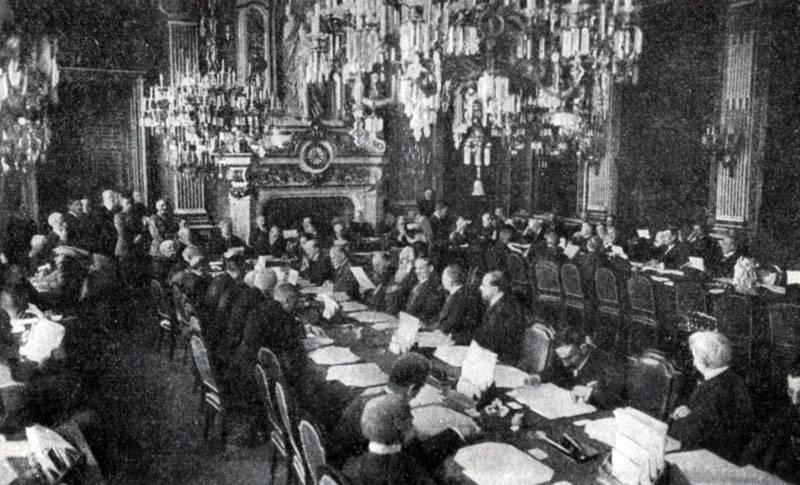 Entente hat den Beitrag Russlands nicht vergessen