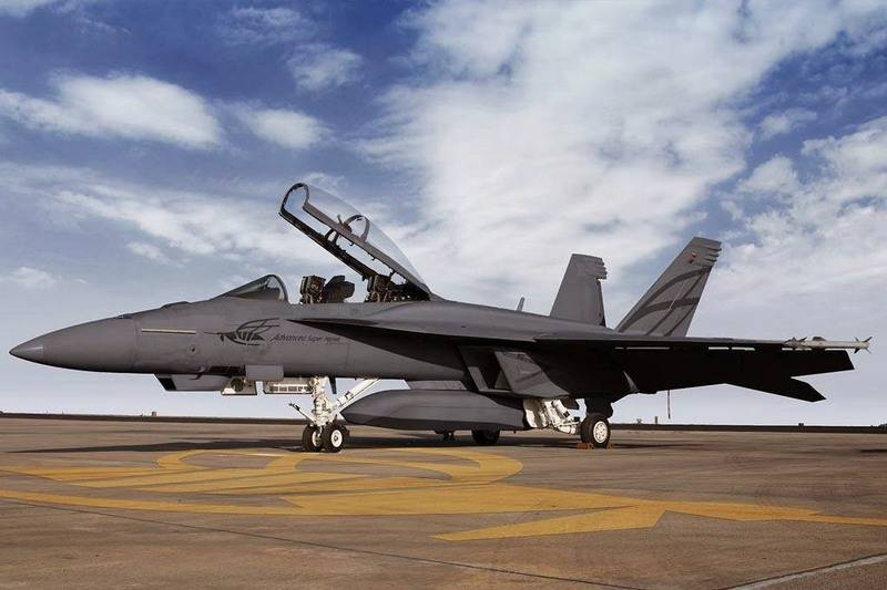 US Navy purchases F / A-18 Super Hornet Block III instead of F-35C Lightning II