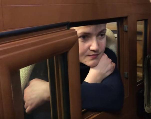 Hope Savchenko appealed to Ukrainians before the presidential election