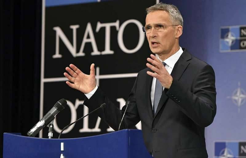 NATO Secretary General called the bombing of Yugoslavia is legitimate and necessary