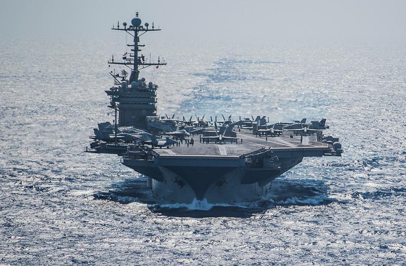 """Marinha dos EUA vai amortizar USS """"Harry S. Truman"""""""