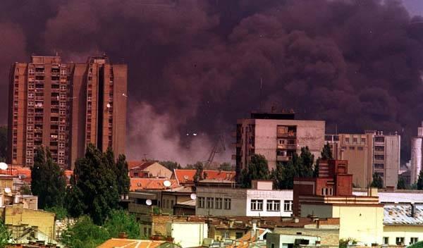 Важнейшие операции сербской армии в период нападения НАТО на страну