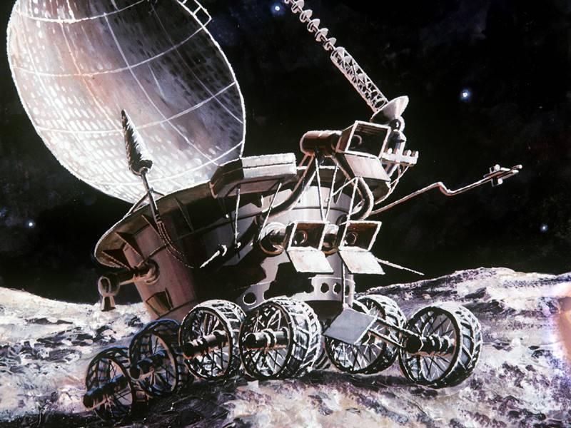 Полёты на Луну в кино и наяву. Часть первая