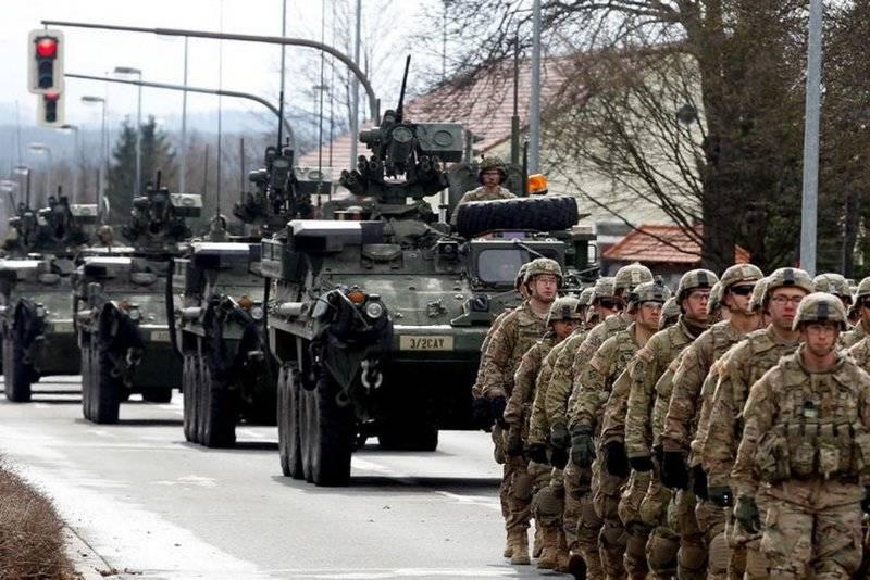 Вашингтон возвращает стратегию времён Холодной войны