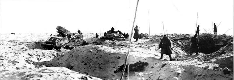 Estructura de antes de la guerra de las tropas blindadas del Ejército Rojo.