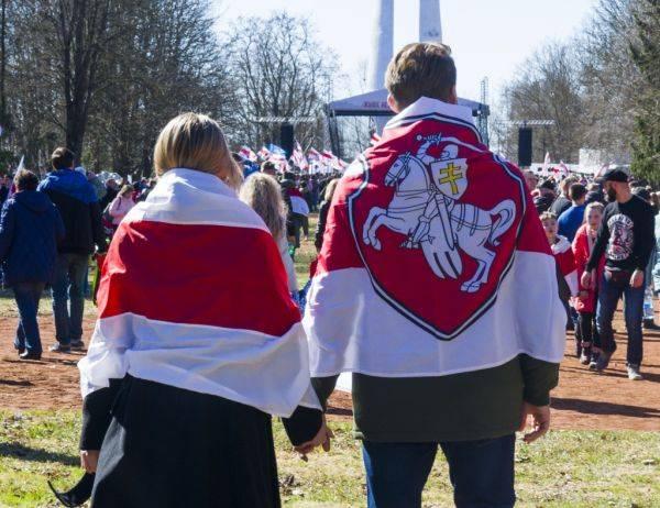 Беларусь: от 25 марта к 3 июля
