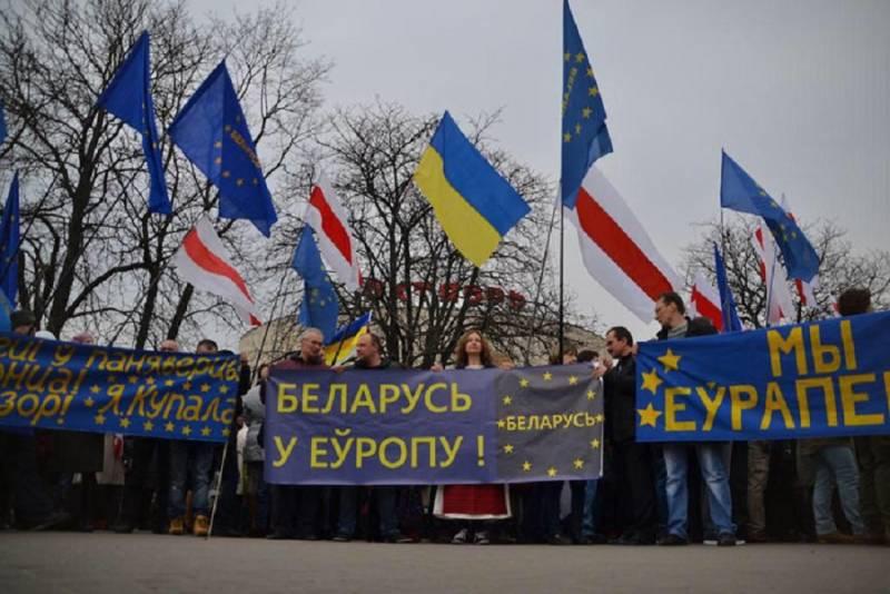 Украина и Белоруссия. Государство и пропаганда