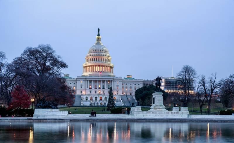 В Конгрессе США одобрили запрет на признание Крыма российским