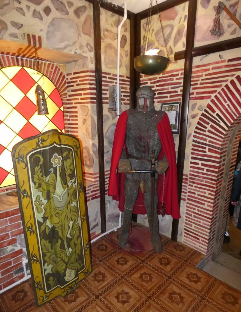 Сражайтесь, храбрые полоцкие рыцари!
