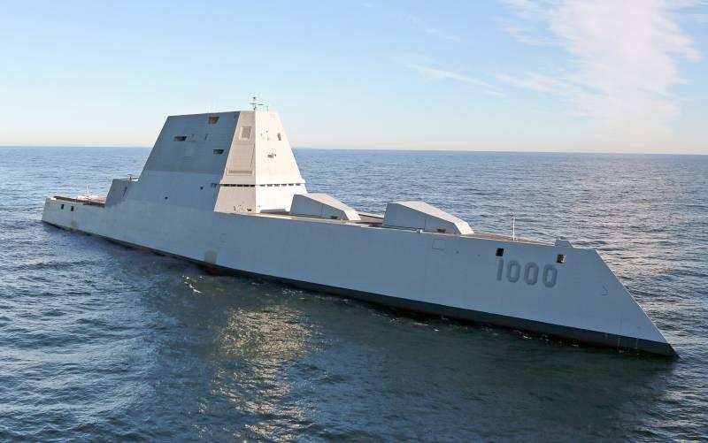 Гора мускулов: какими будут боевые корабли через 50 лет. Часть 1
