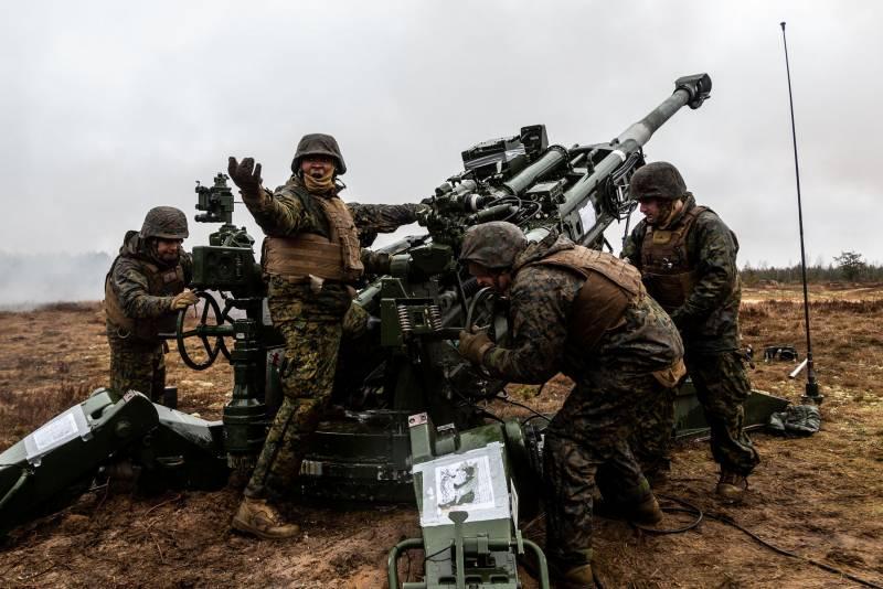 В Пентагоне заявили, что армия РФ будет разгромлена в случае нападения на Балтику или Балканы