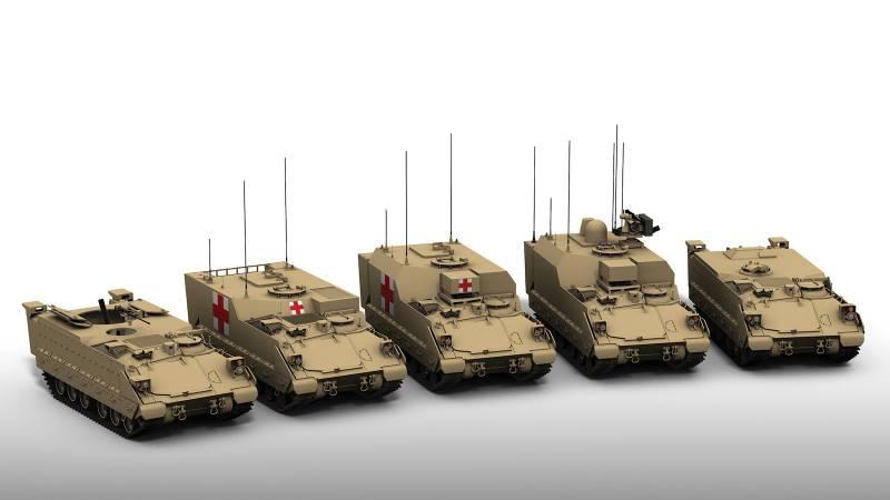 AMPV, M2A4 и Stryker-A1. Строить или модернизировать?
