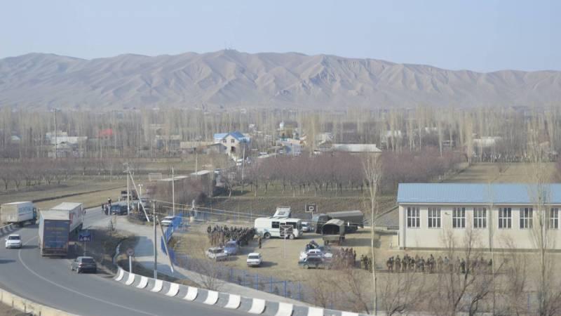 Между Киргизией и Таджикистаном снова вспыхнули кровавые разборки