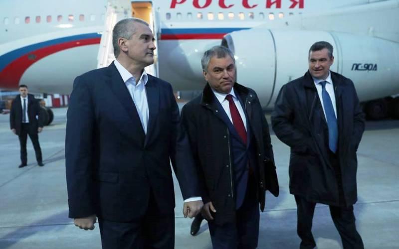 Глава Крыма рассказал о перспективах иска к Киеву об ущербе республике