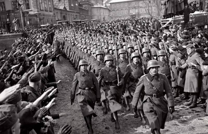 Подвиг капитана Павлика. Единственный бой чешской армии против вермахта