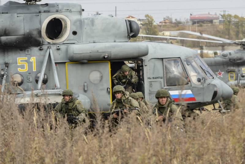 Реформа воздушно-десантных войск