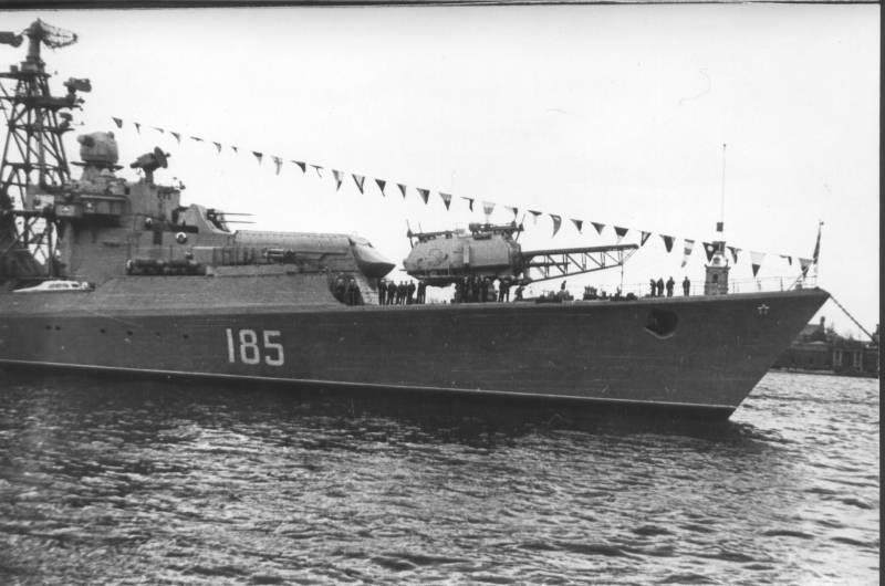 «Страшилка» периода холодной войны.Советский линкор К-1000.