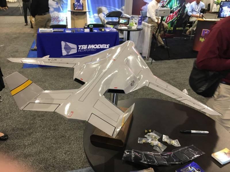 Программа KC-Z. Перспективный самолёт-заправщик для ВВС США