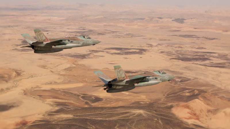 ВВС Израиля. Возможности на уровне сверхдержав