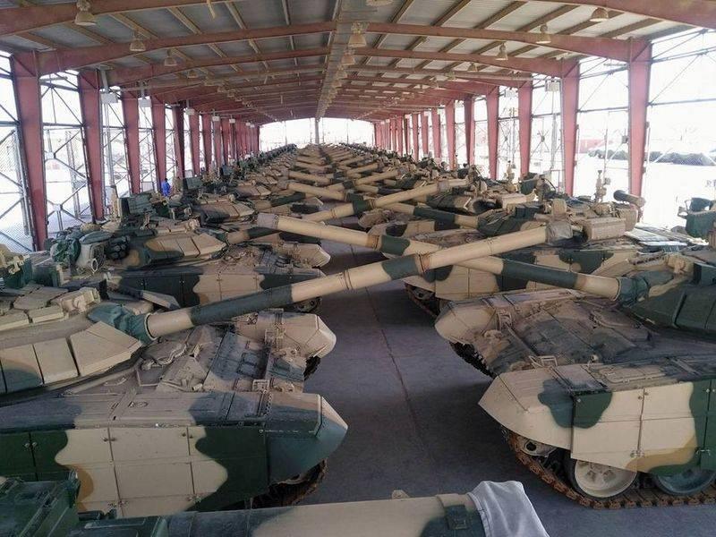 कवच मजबूत है, और हमारे टैंक तेज हैं। रूसी टैंकों के प्रतियोगी लाभ