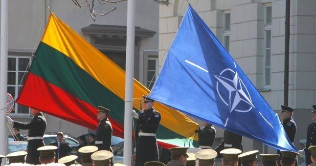 Как отмечали 15-летие вступления Литвы в НАТО