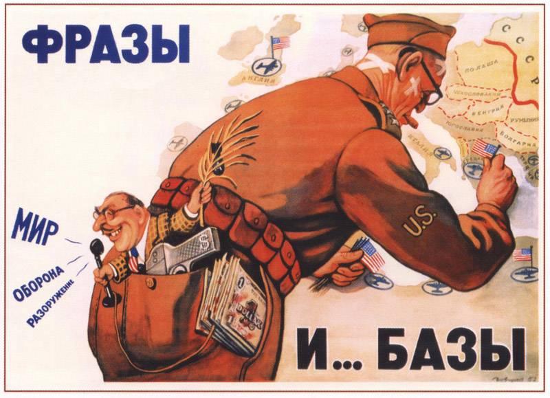 """संयुक्त राज्य अमेरिका ने """"मास्को और रूस के अन्य सभी शहरों में हड़ताल करने की योजना बनाई।"""" NATO कैसे बना?"""