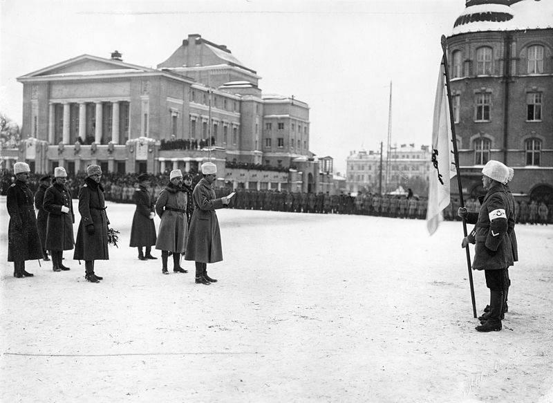 """Как """"Великая Финляндия"""" планировала захватить Петроград"""
