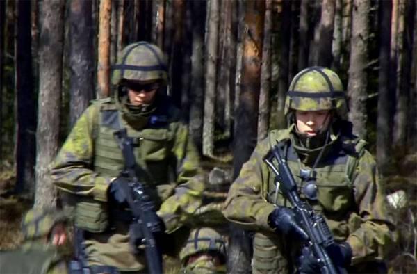 Экс-главком ВКС рассказал об интересе США к втягиванию Финляндии в НАТО