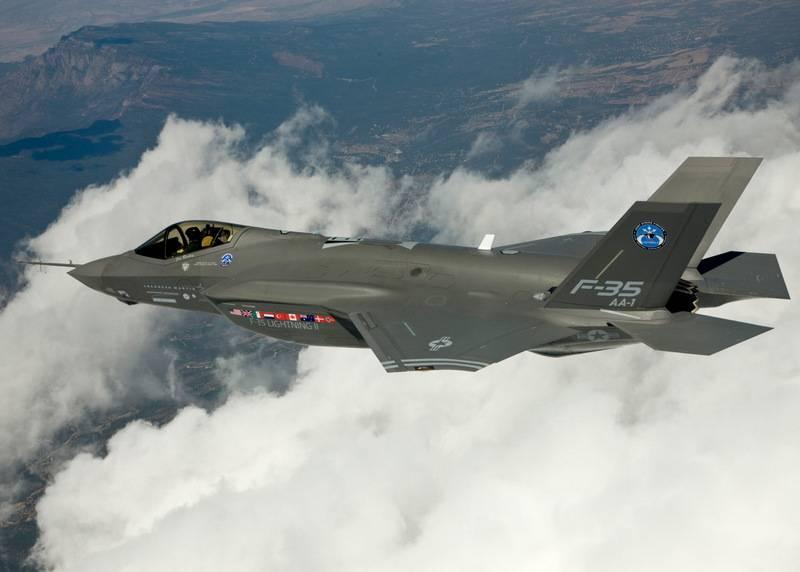 Пентагон принял решение о продаже F-35 еще пяти странам