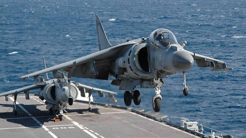 ABD'de, uçağın ömrünü uzatmaya karar verildi AV-8B Harrier II