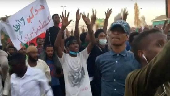 Хроники переворота в Судане: президент бежал