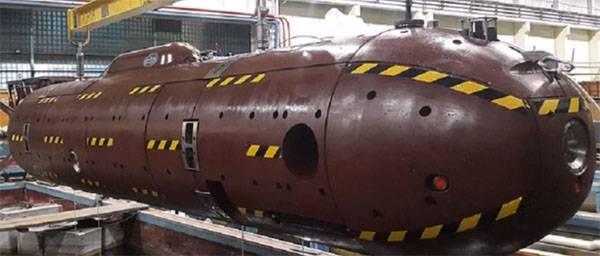 """第一艘""""波塞冬""""号航母将在四月底之前发射升空"""