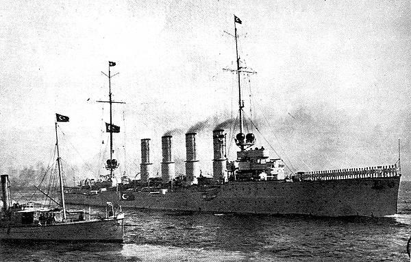 Трагическая бомбардировка Новороссийска 1914 года. Часть 1