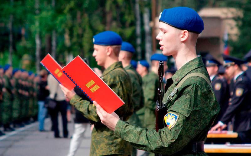 Владимир Путин заявил о постепенном уходе от армии по призыву