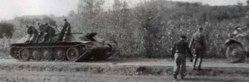 Немецкий Т-34-Т как пособие для неучей