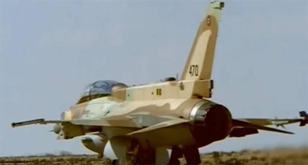 """Заявлено об """"особой цели"""", уничтоженной ВВС Израиля в Сирии"""